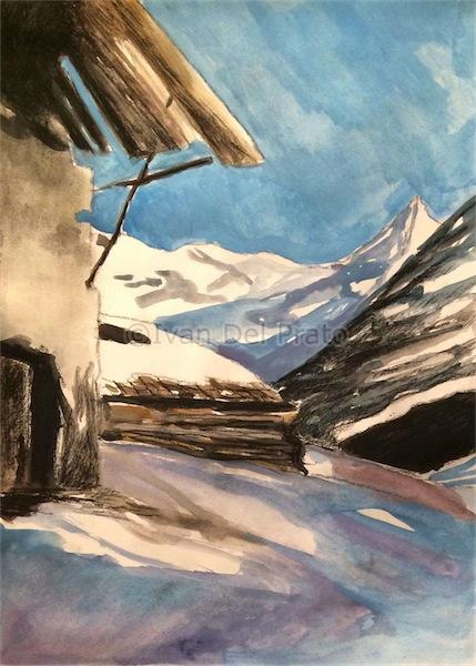 Dicembre nell'Allier