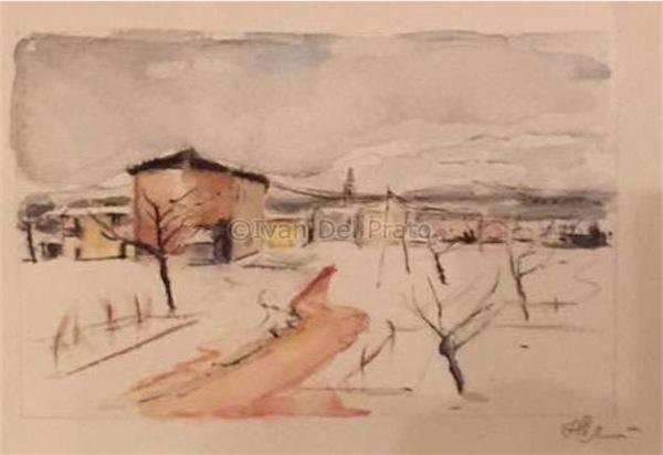Inverno in pianura 2014