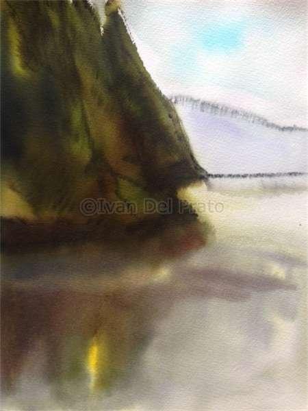 Orrido di Castro (lago d'Iseo)