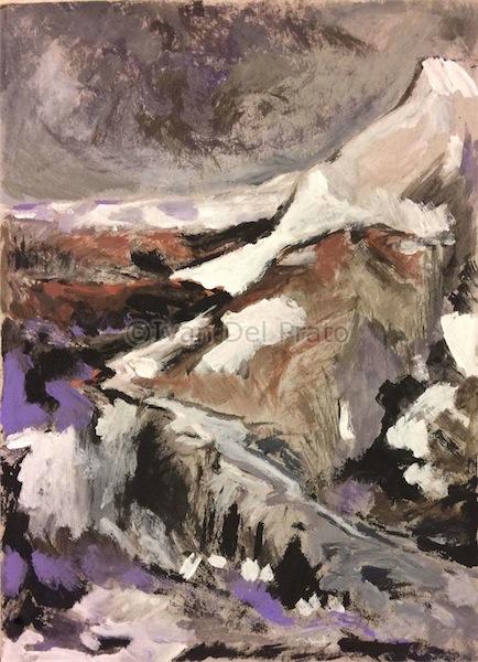 Sguardo sull'Alta Val di Susa