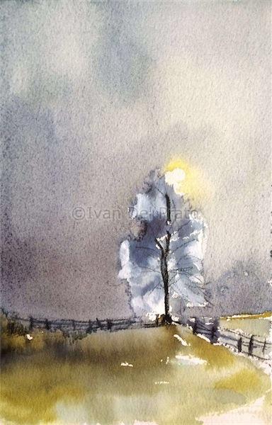 Inverno in val de la Vanoise